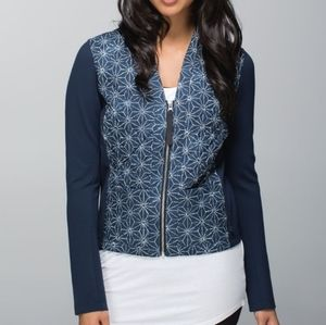 NWT Lululemon Cardigan and Again Quilted Jacket
